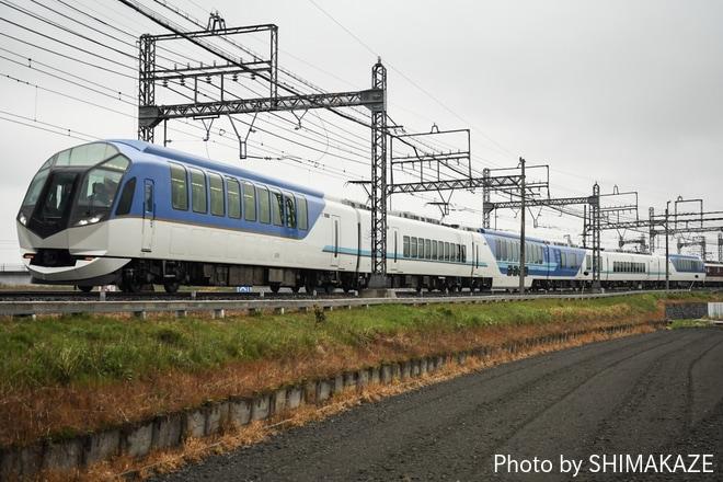 【近鉄】伊勢神宮参拝、退位報告の儀式に伴うお召し列車