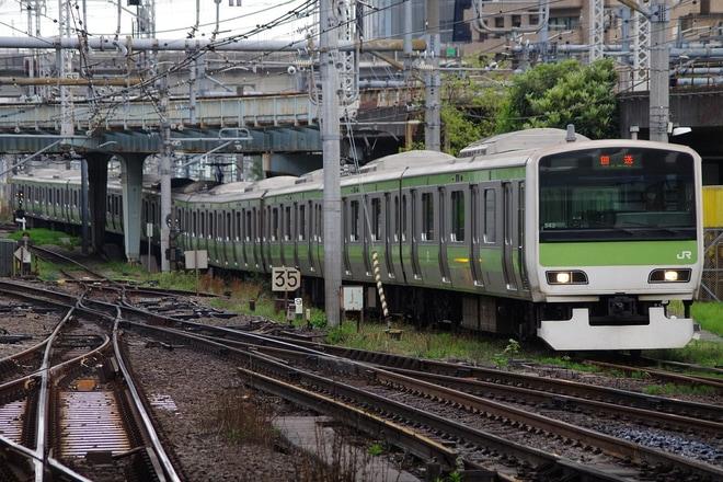 【JR東】E231系トウ543編成東京総合車両センター入場