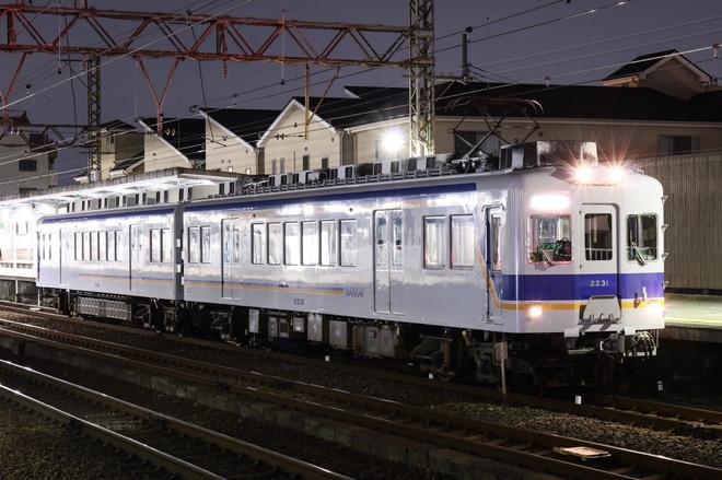 【南海】2230系2231F出場回送
