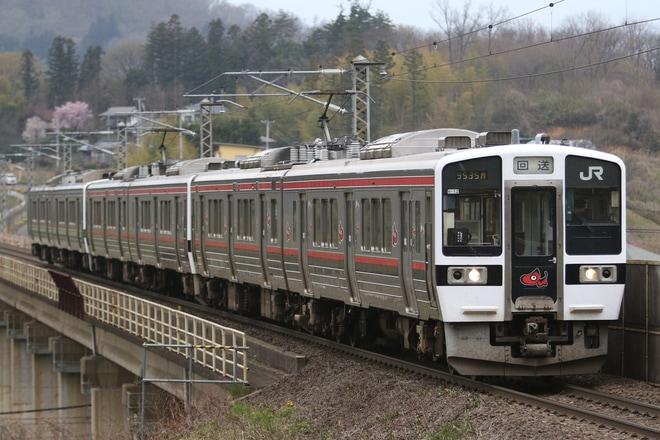 【JR東】719系H-31編成廃車回送
