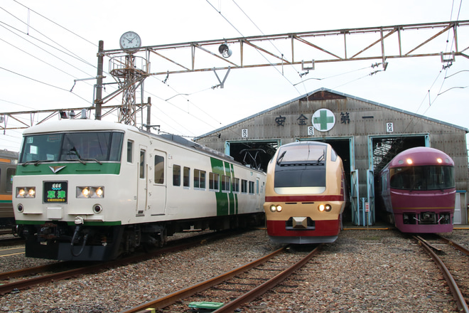 【JR東】「鉄道わくわくフェスティバル in 新前橋」開催