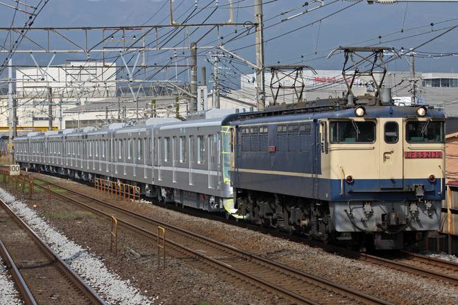 【メトロ】13000系13131F7両 甲種輸送