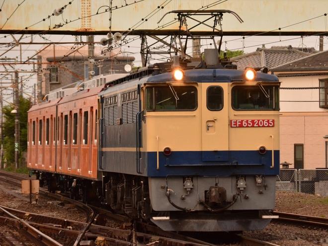 【東急】6000系「Q-SEAT」用車両甲種輸送