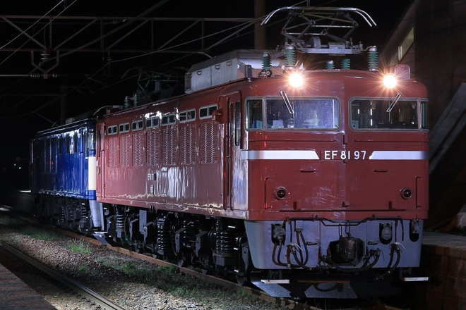 【JR東】EF64-1030 秋田総合車両センター出場