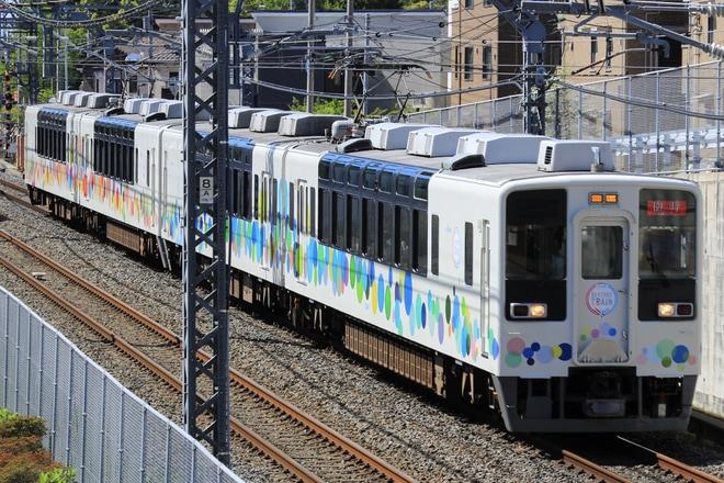 【東武】634型スカイツリートレイン使用 団体列車運行