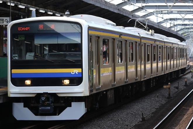 【JR東】209系マリC427編成 大宮総合車両センター出場
