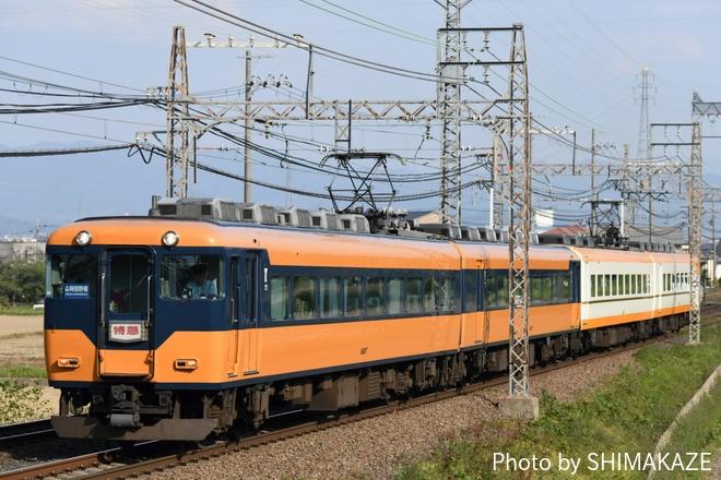 【近鉄】16000系Y07+Y51 変則編成運行中