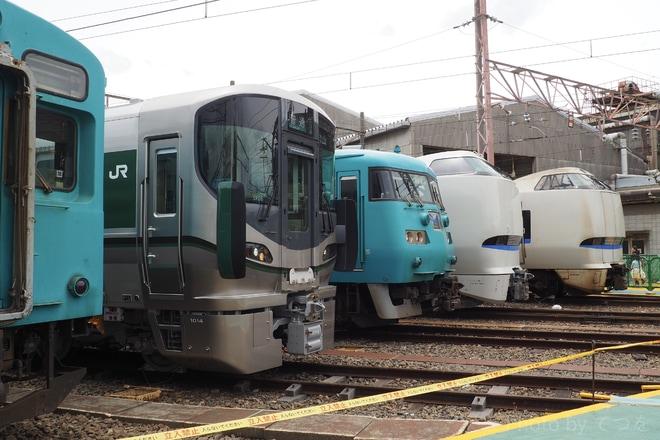 【JR西】吹田総合車両所一般公開(2019)