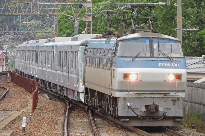 【メトロ】13000系13132F甲種輸送