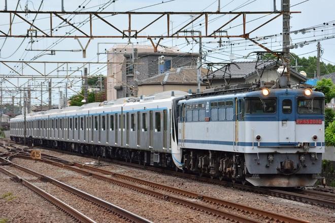 5位【東急】3020系3122F 甲種輸送(アクセス数:7621)