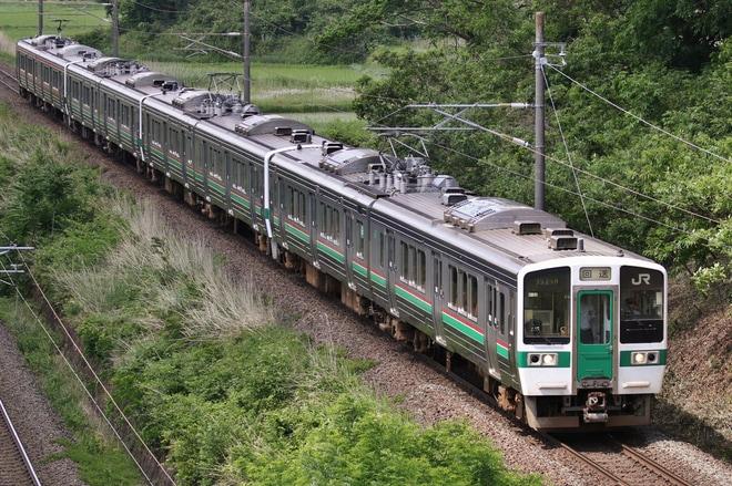 42位【JR東】719系H-9+H-12編成廃車回送(アクセス数:4834)