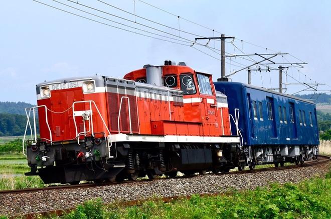 27位【JR東】マニ50-2050廃車配給(アクセス数:5356)