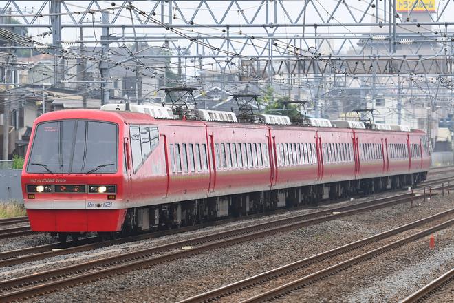 11位【伊豆急】2100系R-3編成「リゾート21 キンメ電車」 横須賀へ回送(アクセス数:6186)