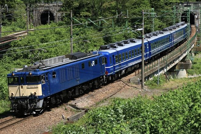 14位【JR東】12系高崎車4両 送り込み回送(アクセス数:3949)