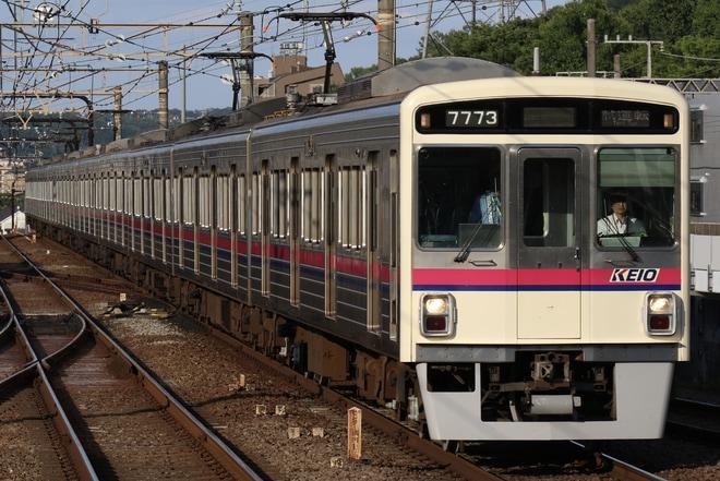 【京王】7000系7723F試運転(201906)