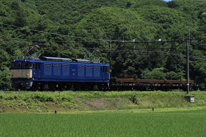 【JR東】EF64-37牽引浦佐工臨
