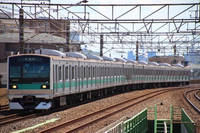 【JR東】E233系マト6編成 東京総合車両センター出場試運転