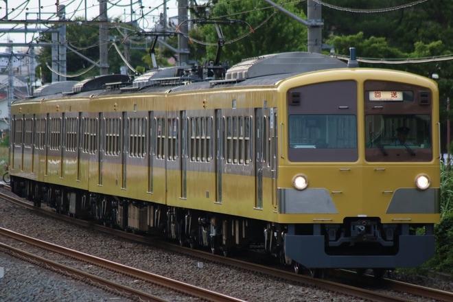 【西武】101系1245F 武蔵丘車両検修場出場