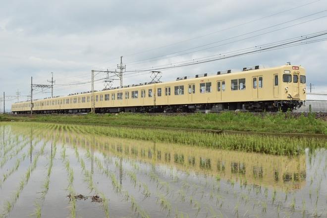 【東武】8000系8111F団臨運転