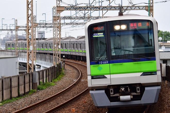 【京王】都営車を使用した準特急が運転