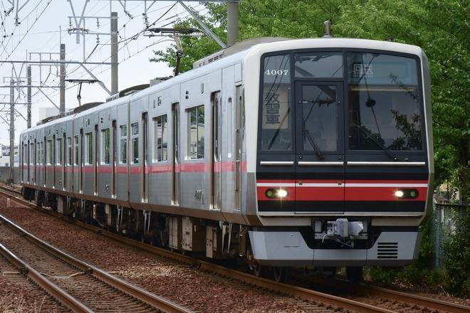 【名鉄】名鉄瀬戸線で乗務員訓練
