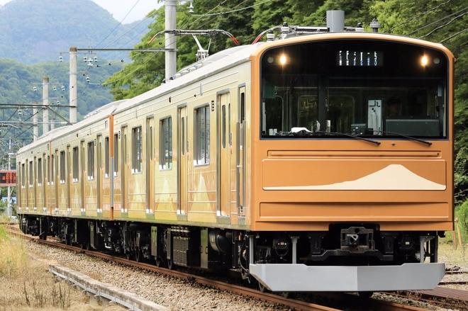 【富士急】6000系(6700系) 開業90周年特別車両