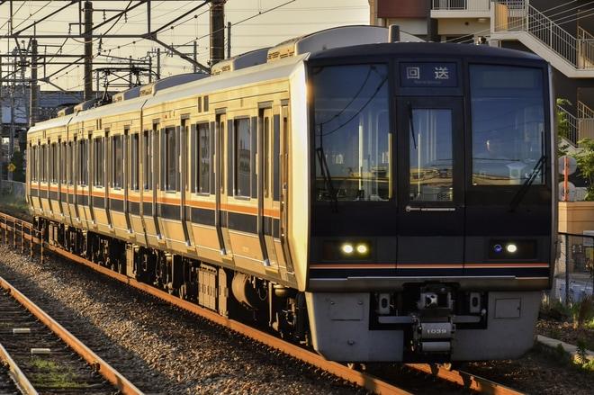 【JR西】207系S22編成網干総合車両所本所入場