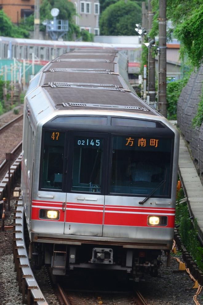 【メトロ】方南町への6両編成の直通運転開始