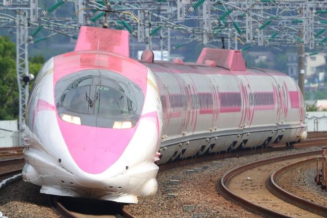 【JR西】「ハローキティ新幹線」で行く「ハローキティ尽くしの旅」