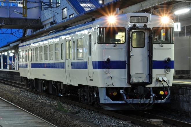 【JR九】キハ47-9041熊本へ転属