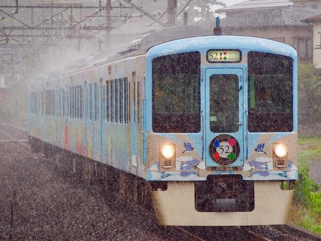 【西武】4000系4009F「52席の至福×ポテくまくん デザートブッフェトレイン」