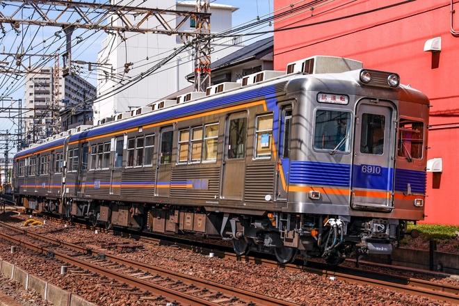 【南海】6000系6019F千代田工場出場試運転