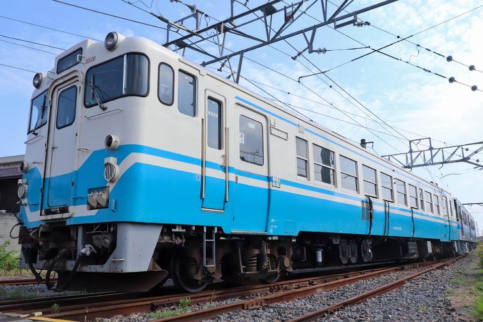 2nd-train 【JR四】キハ40-2146がハイブリッド化?電気式気動車化?の ...