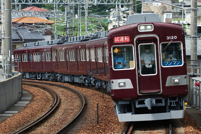 能勢電】3100系3170Fが出場試運転を実施  2nd-train鉄道ニュース