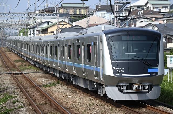 小田急】新型車両5000形5053F(5053×10)日中本線試運転  2nd-train鉄道 ...